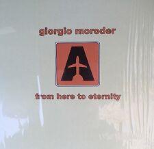 Giorgio Moroder – From Here To Eternity (Danny Tenaglia  Rmxs) - Airplane Record