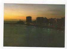 Salvador Brazil Farol de Barra Lighthouse Postcard 366a ^