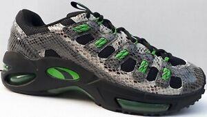 Puma Cell Endura Herren Sneaker Gr. 42 Freizeitschuhe Schuhe Leder neu