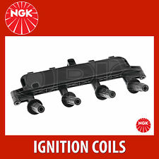 NGK Ignition Coil - U6015 (NGK48074) Ignition Coil Rail - Single
