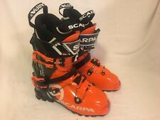 Used Once Scarpa Maestrale Alpine Touring AT Ski Boots 25.5