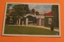Postcard - Texas Gate, Mount Vernon, Virginia