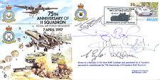 CC29d lockheed C-130 hercules ii sqn raf regiment dirty dozen signé cover