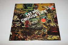Glenn Yarbrough Let Me Choose Life LP Warner 1832 VG/VG