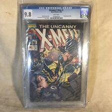 Uncanny X-Men #1 Pro Action Promo CGC Graded 9.8