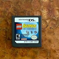 Nintendo DS   LEGO Batman: The Videogame   Cartridge Only