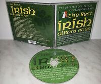CD THE BEST OF IRISH ALBUM EVER - CLANNAD MORRISON BRADY POGUES