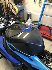 BMW S 1000RR R 2009-2018 Carbon Fiber Full Tank Cover Protector