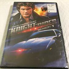Knight Rider Season 1 DVD, 2016 4 Disc Set New SEALED