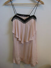 Gorgeous Sz 6 Azuki Designer 'Whim' Mini Dress