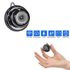 Caméra Ip Sans Fil Wi-Fi 720P Capteur Mouvement Sécurité Vision Nocturne 16Go