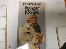 Revenge of the Pink Panther VHS Peter Sellers MGM home video * BRAND NEW *