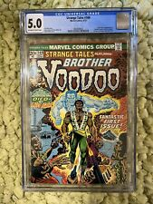 Strange Tales 169 CGC (first Brother Voodoo) Rare No Reserve.