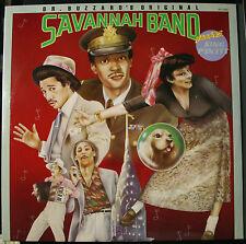 VINYAL RECORD ALBUM DR. BUZZARDS ORIGINAL SAVANNAH BAND MEETS KING PENETT