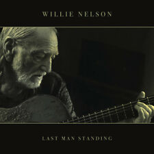 Willie Nelson - Last Man Standing [New Vinyl LP] 140 Gram Vinyl