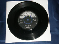 "DON COSTA - I WALK THE LINE - 1959 LONDON 7"" SINGLE - ROCK & ROLL GEM"