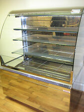 JBG Open Self Service Patisserie Drinks Display Chiller Brand New