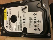 "Disque dur hdd Western Digital WD400 40GB 3.5"" IDE noir"