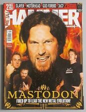 METAL HAMMER Summer 2006 - MASTODON / SLAYER / MOTORHEAD