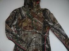 NWT Under Armour ColdGear Women's XL Fitted Infrared EVO Scrunch Neck Camo Top
