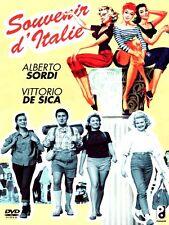 Dvd SOUVENIR D'ITALIE *** Alberto Sordi Vittorio De Sica ***  ......NUOVO