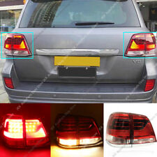 Update to 2016 Model LED Tail Lamps K For Toyota Land Cruiser 2008-2015 RH&LH