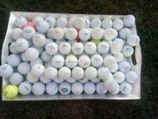100 Used Golf Balls