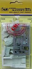 CMK 1/32 F-16CJ Fighting Falcon Interior Set for Tamiya # 5006