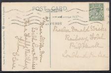 Family History Postcard - Wicks - Prittlewell, Southend-On-Sea RF863