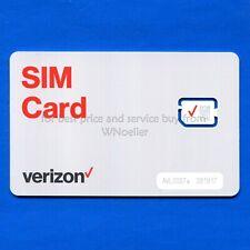 Verizon Nano SIM • PREPAID • Samsung Galaxy S7 S8/8+ S9/9+ S10/10+/10e Note 8/9