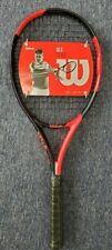 """Wilson Blx Fierce Tennis Racquet Factory Pre Strung 4 3/8"""""""