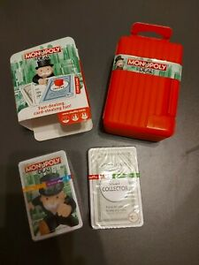 Rare Monopoly Deal Shuffle Hasbro Quick Play Travel Card Game Brand New Sealed