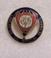 LANCASTER CO. SPECIAL OLYMPICS BALLOON PIN
