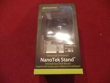 Cell Smart Phone Stand Universal Smartphone Deskmount Holder NanoTek New