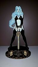 LADY DEATH STATUE *Limited Edition*  2008 Clayburn Moore/Chaos Comics