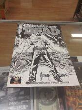 WALKING DEAD #1 Ohio 2013 Wizard World Comic Con Exclusive Variant Cover SKETCH