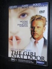 Do you know her?   The Girl Next Door        DVD#498
