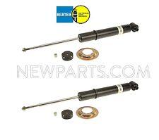 BMW E32 735i 740i 740iL 750iL Pair Set of 2 Rear Shock Absorbers Bilstein TC