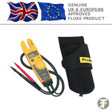 Fluke T5-600 Voltage Continuity Current Tester PLUS H5 Holster - Great Offer!!