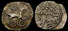 More details for a3: saxon silver sceatta - kings of northumbria, eadberht, 737-58, spink 847
