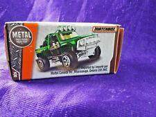Matchbox Power Grabs Sonora Shredder Mbx Off Road 65th Anniversary Boxed Diecast
