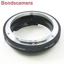 Macro EMF AF confirm Adapter For Canon FD lens to EOS EF mount 5D 6D 7D 60D 550D