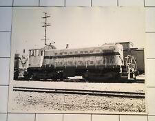 Northeast Oklahoma Railroad Engine 101 Photo: N.E.O.