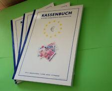 5x Zweckform Kassenbestandsrechnung 318 A5 praxisgerecht je Buch 50 Blatt AVERY