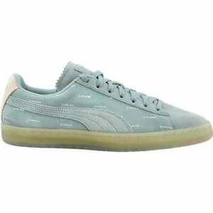 Puma Suede V2 X Pink Dolphin Lace Up  Mens  Sneakers Shoes Casual