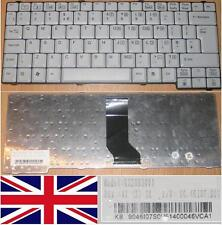Clavier Keyboard Qwerty UK FUJITSU Amilo V2085 90.46I07.S0U K020930V1 Gris/Grey