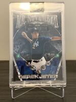 TOPPS PROJECT 2020 DEREK JETER #132 by BEN BALLER ROOKIE RC - QTY AVAILABLE 🔥📈