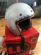 Bell Custom 500 helmet/Silver Flake Medium