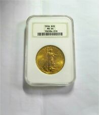 1926 USA 20 GOLD DOLLARS COIN, SAINT- GAUDENS Double Eagle NGC - MS64