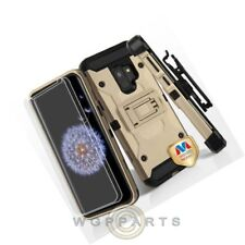 Samsung GS9 Kinetic Hybrid Case - Gold/Black Case Cover Shell Shield
